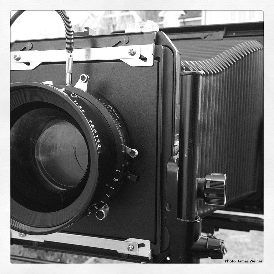 Toyo 10x8 camera